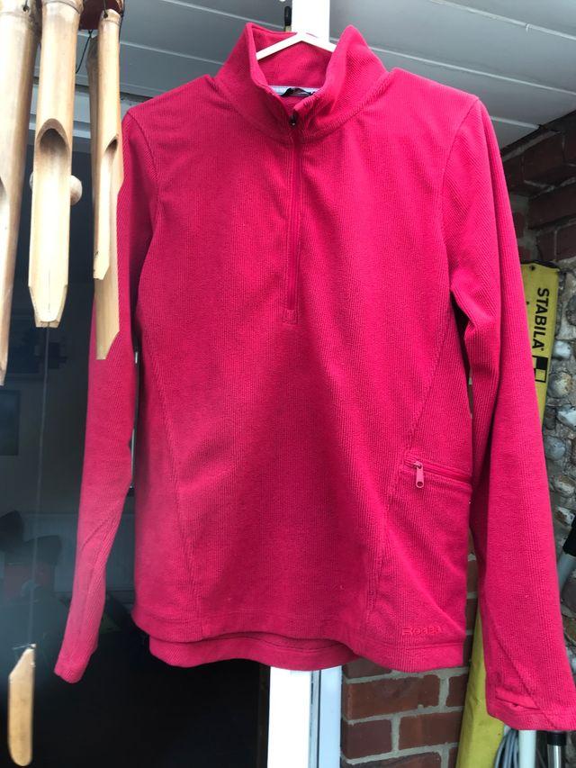Red Rohan Fleece