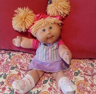 Cabbage Patch Kids, Muñeca Repollo