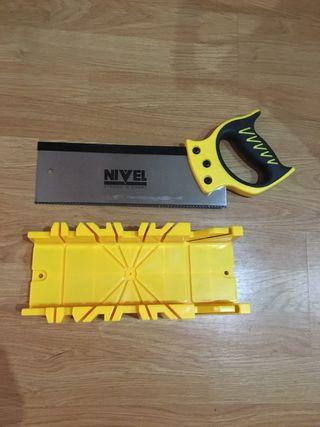 Sierra manual para cortar madera