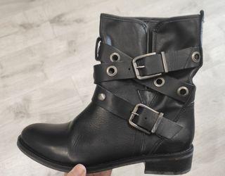 botas moteras