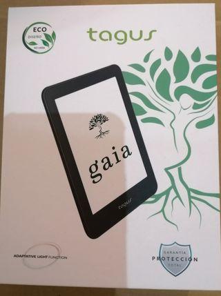 Libro electrónico/Ereader/Ebook Tagus Gaia