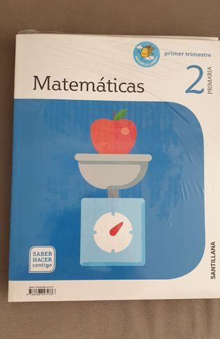 Matemáticas 2°PRIMARIA