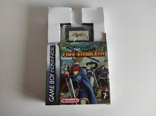 Fire emblem Gameboy advance PAL ESP