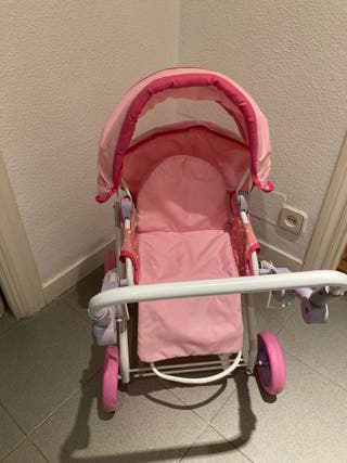 Carrito/ silla nenuco y porta bebés