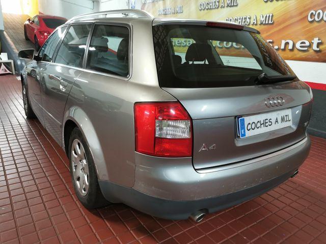 Audi A4 AVANT 1.8T 2002 12M GARANTIA 150CV