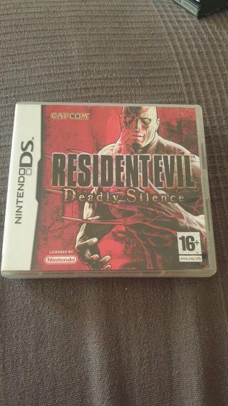 resident evil nintendo ds 2ds 3ds