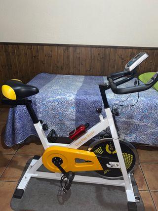 Bicicleta spinning de alta calidad