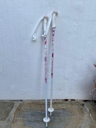Bastones para esqui niño