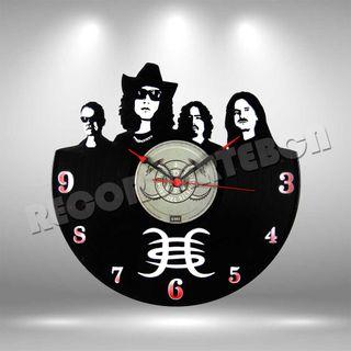 Reloj de Disco LP de Heroes del Silencio