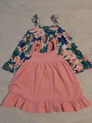 Lote vestidos de verano.