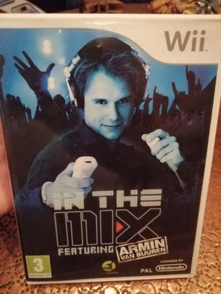 """Juego Wii """"IN THE MIX"""""""