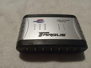 Targus USB 2.0 HUB 7 Ports