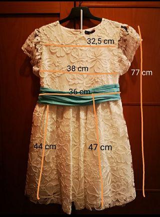 vestido nena de vestir