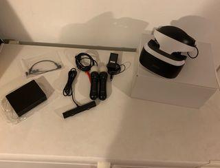 Gafas PS4 VR