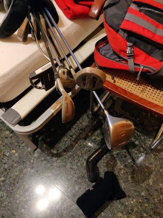 Oportunidad!! palos de golf buen estado!!