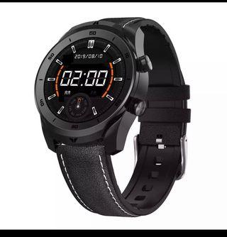 Reloj inteligente ECG para hombre color negro