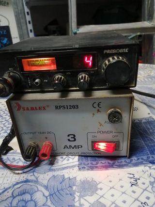 emisora y transmisor