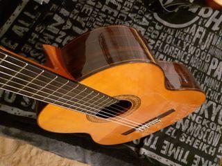 Guitarra Flamenca Sanchis RW