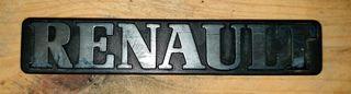 Insignia antigua Renault