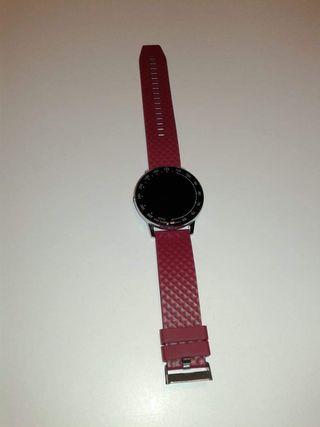 reloj digital para mujer