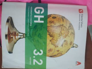 Geografia y historia 3 Eso vicens vives