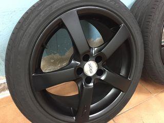 Llantas OZ 17 5x98 8 pulgadas Alfa Romeo 156,147,