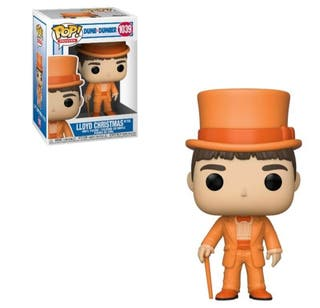 funko pop lloyd christmas 1039