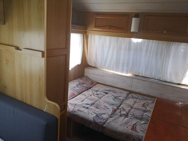 caravana roller Sevilla 385t con documentación