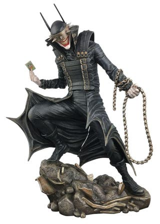 FIGURA THE BATMAN WHO LAUGHS DC GALLERY