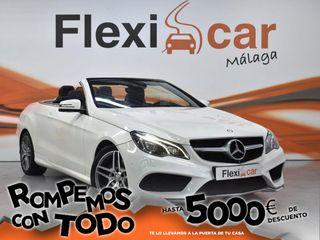 Mercedes Clase E Cabrio E 350 BlueTEC
