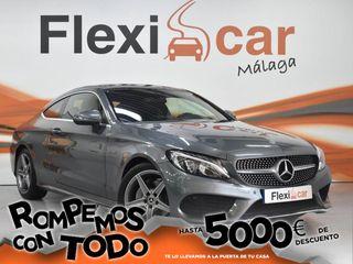 Mercedes Clase C C Coupé 220 d