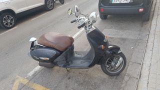 scooter aprilia habana custom 49
