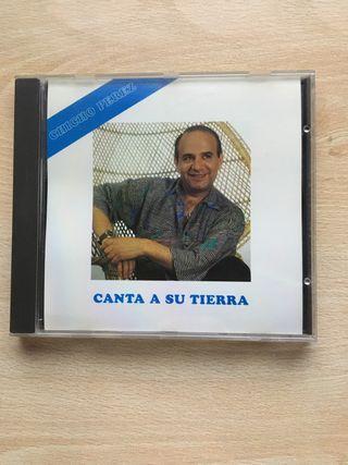 CHICHO PEREZ CD CANTA A SU TIERRA