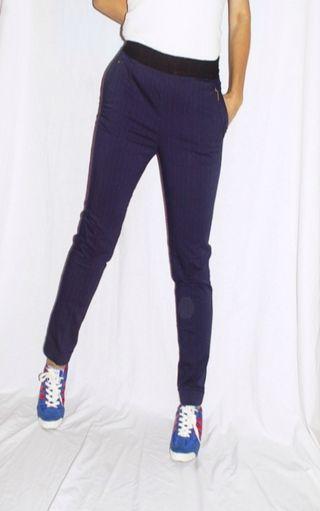 Pantalón Nuevo cintura elástica t.XS-S ZARA