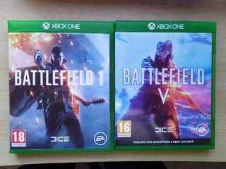 Pack Battllefield Xbox One