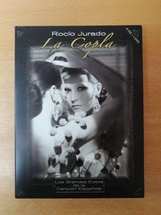 "ROCÍO JURADO ""LA COPLA"". DOBLE CD + DVD. SONY TVE"