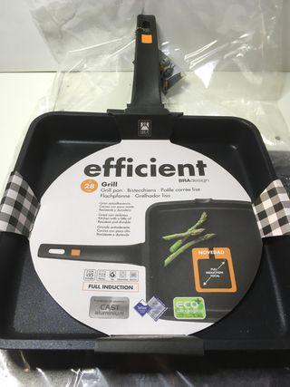 BRA Efficient Grill Pan 28cm