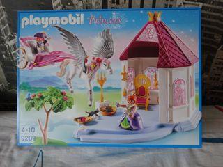 Castillo Playmobil 9289 Princesa y Pegasus NUEVO
