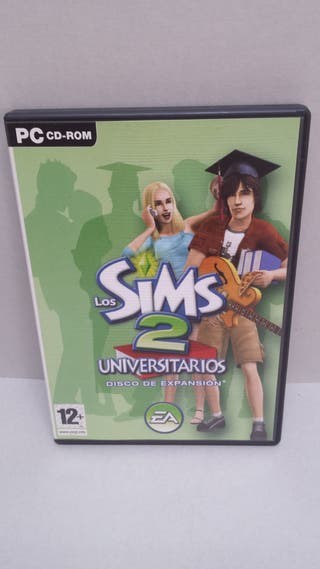 Los Sims 2 Universitarios PC