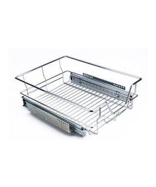 Cesto, bandeja cajón extraible metalico
