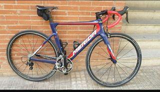 Bici carretera carbono merida reacto 4000