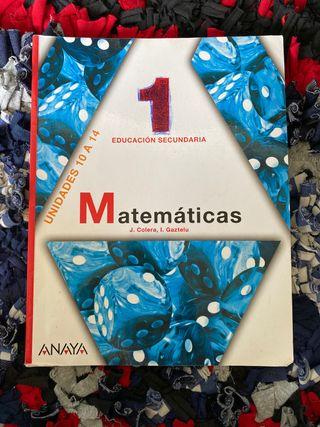 Matemáticas Anaya educ secundaria