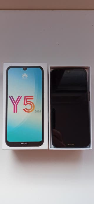 teléfono móvil Huawei y5
