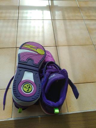Zapatillas Zumba