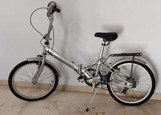 Bicicleta Monty Logik
