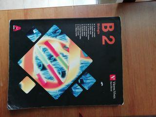 Biología B.2 Bachillerato