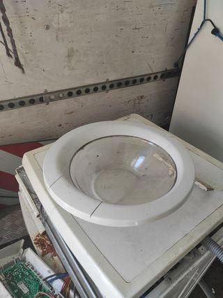 puerta lavadora Zanussi