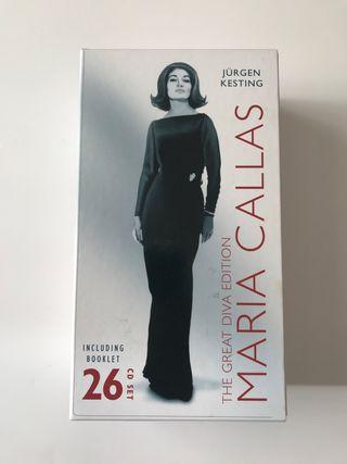 María Callas COLECCIÓN COMPLETA