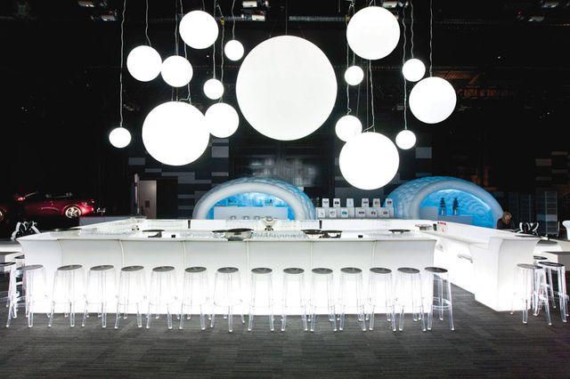 Bar de cocteles