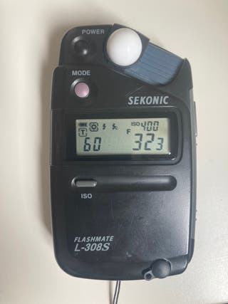 Sekonic L-308S Light Meter